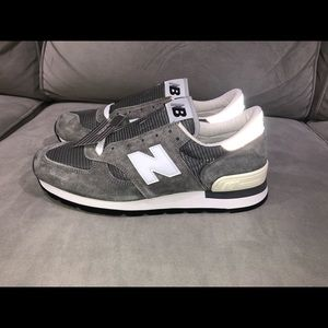 New Balance M990GRY 30th Anniversary